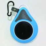 Altofalante sem fio de Bluetooth da mini forma portátil da gota de água com jogador de música