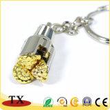 Schönes Metallbohrgerät Keychain für fördernde Geschenke