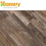 Plancher en PVC/ Cliquer sur un revêtement de sol en vinyle/ planche de vinyle-de-chaussée