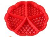 Moules à gâteaux de silicones de FDA pour la décoration