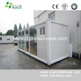 Sandwitch 위원회를 사용하는 쉬운 설치된 콘테이너 집