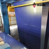 Bobine en aluminium d'enduit de Becker pour le matériau de construction en plastique
