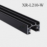 1m/2m/3m 알루미늄 2 철사 궤도 가로장 (XR-L210)를 점화하는 LED 궤도