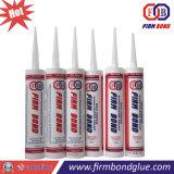 Sellador de silicona adhesivo estructural 240ml 300 ml