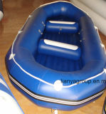 Barco que transporta en balsa inflable de Liya 3-12person China para el juego del agua
