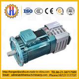 Motor da grua da construção do guincho do cabo elétrico de maquinaria de construção 230V