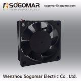 C.C. 12V 4500rpm del ventilador del buen funcionamiento de 60X60X25m m