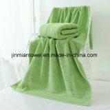 カスタマイゼーションは100%年綿の高品質の浴室タオルのギフトタオル、昇進タオルを自然染めた