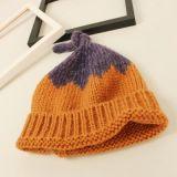 Venda por grosso de Inverno coloridos mulheres Beanie Hat com logotipo Customed