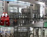 Máquina de rellenar del refresco carbónico de la botella