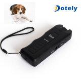 Impedimento ultrasónico Handheld del perro de la linterna del repulsivo y del amaestrador LED del perro