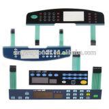 Gestire l'interruttore di membrana impermeabile del circuito di stampa dell'animale domestico della tastiera con alloggiamento