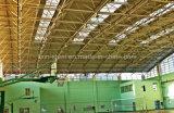 Estructura del techo de la luz de acero para la construcción de tragaluz