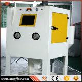 Staubfreies Sandstrahlgerät für Aluminiumlegierung-Auto-Räder, Modell: Ms-9090