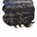 Оптовые перуанские человеческие волосы девственницы объемной волны в большом части