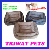 Quaulity alta y la comodidad de perros y gatos cama (WY161098A/B)