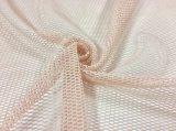 Tela rosada del poliester del acoplamiento para la ropa de deportes (HD2204004)