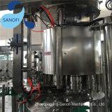 Remplissage rotatoire pour l'eau minérale