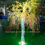 DMX 통제되는 RGB LED 나무 잔가지 빛 크리스마스 불빛 나무
