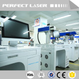 Láser perfecto marcadora láser UV de alto rendimiento para plástico Galss con CE
