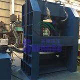 Máquina de estaca de cobre de alumínio das chapas de aço do ferro hidráulico