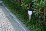 스테인리스 태양 정원 지팡이 빛, 태양 빛