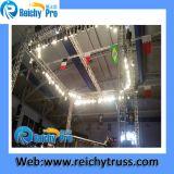 耐久の段階の背景幕のトラスイベントの照明トラスはトラスシステムを行う