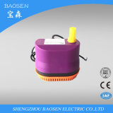 Mini bomba de enfriamiento agua-aire sumergible del motor eléctrico