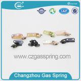 Utiliser la béquille à gaz sur la voiture le hayon