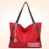 Klassische Beutel-Qualitäts-Nylonhandtaschen-Frautote-Handbeutel von der China-Fabrik Sy8646