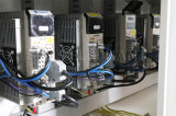 Router 1122 do CNC da máquina de gravura da linha central da madeira 4 do router do CNC para o sinal que faz com o router de madeira do CNC para portas
