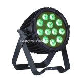 La IGUALDAD al aire libre impermeable de la colada de la pared de Vello LED puede encenderse (LED PSD 612II)