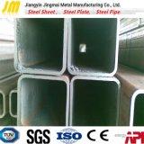 Tubo d'acciaio quadrato galvanizzato tubo del grande diametro di alta qualità con il prezzo di fabbrica