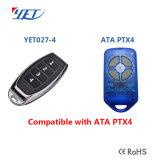 De Poort van 433.92 Mhz/de Zender van de Afstandsbediening van de Deur van de Garage voor ATA Ptx4 Laagste Prijs van de Code van Secura
