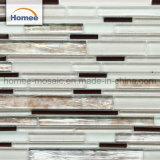 フォーシャンの工場多彩な装飾材料の外壁のタイルガラスのモザイク
