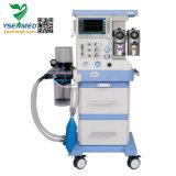 Ysav700d Ysenmedの医学の病院のモニタの換気装置の麻酔機械が付いている移動式麻酔装置