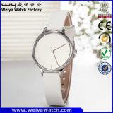Kundenspezifische Firmenzeichen-Uhr-Fertigung-Geschäfts-Uhr (Wy-087E)