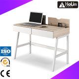 クルミの家庭内オフィスの家具のための木のコンピュータの机