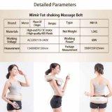 Das Karosserien-Massage-lose Gewicht, das elektrisch ist, vibrieren die Taille, die Riemen MB-18 abnimmt