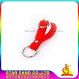 Sostenedor suave personalizado del Wristband de goma de la pulsera de las muestras libres para los acontecimientos