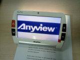 Iview 7 Zoll-Handvideovergrößerungsglas für niedrige Anblick-Leute