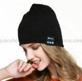 OEM-Зима Музыка Wireless Bluetooth наушников трикотажные Beanie Red Hat