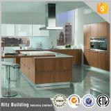 Ritzの高品質の純木またはLacquer/PVC/MFCの食器棚の中国の製造