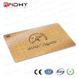 Kundenspezifische Wegwerf-RFID Papierkarten-Karte