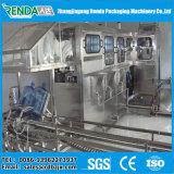 5 gallon d'équipement monobloc Machine de remplissage (rinçage/plafonnement de l'/remplissage 3 en 1)