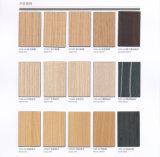 Laminado compacto de laminado de alta presión HPL decorativos para baño muebles Partitons