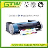 Impresora de inyección de tinta de Rolando Versastudio Bn-20/cortador de escritorio como nueva llegada