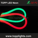 120 LED por LED Branco Quente Medidor de Luz de néon