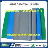 Установите противоскользящие резиновые окружающей среды в мастерской, Checker резиновые Non-Slip автомобильный напольный коврик