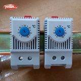 Termostato de regulación de los calentadores o ventiladores de filtro